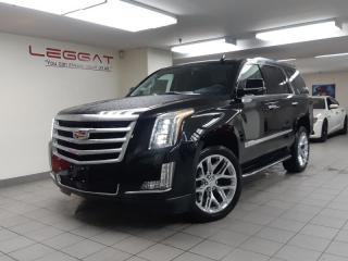 New 2020 Cadillac Escalade Premium Luxury - Sunroof for sale in Burlington, ON