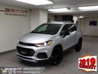 New 2019 Chevrolet Trax LT for sale in Burlington, ON