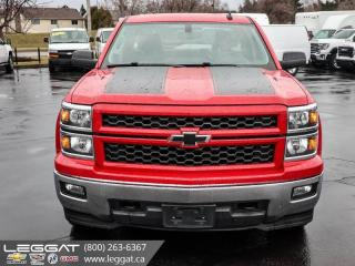 Used 2015 Chevrolet Silverado 1500 LT One owner | V8 Engine for sale in Burlington, ON