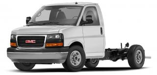 New 2020 GMC Savana Cutaway Work Van - OnStar for sale in Burlington, ON