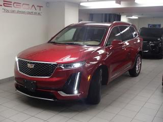 New 2020 Cadillac XT6 Premium Luxury - Sunroof - Cooled Seats for sale in Burlington, ON