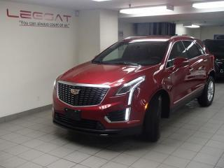 New 2020 Cadillac XT5 Luxury - Heated Seats for sale in Burlington, ON