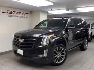 New 2020 Cadillac Escalade Platinum - Sunroof - Cooled Seats for sale in Burlington, ON