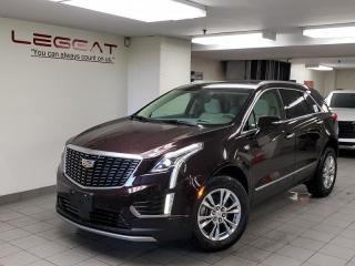 New 2020 Cadillac XT5 Premium Luxury - Sunroof - Power Liftgate for sale in Burlington, ON