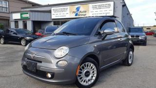 Used 2013 Fiat 500 Lounge for sale in Etobicoke, ON