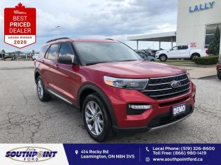 New 2020 Ford Explorer XLT for sale in Leamington, ON