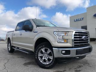 Used 2017 Ford F-150 XLT 4X4 Reverse cam Tow package 5.0L V8  for sale in Leamington, ON