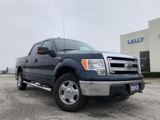 Used 2013 Ford F-150 XLT 4X4 5.0L Reverse cam Tow pkg Block heater  for sale in Leamington, ON