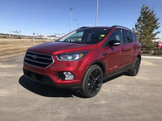 Used 2017 Ford Escape Titanium for sale in Fort Saskatchewan, AB