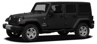 Used 2012 Jeep Wrangler UNLIMITED SPORT for sale in Edmonton, AB