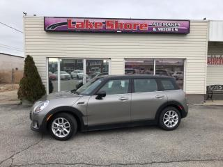 Used 2017 MINI Cooper Clubman Cooper Clubman **CERTIFIED & READY TO GO** for sale in Tilbury, ON