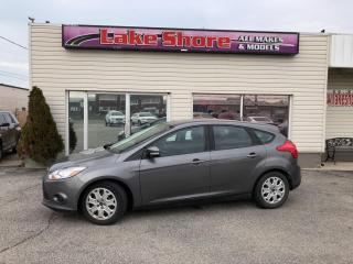 Used 2014 Ford Focus SE Bluetooth for sale in Tilbury, ON