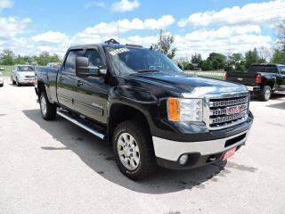 Used 2014 GMC Sierra 2500 SLE Diesel 4X4 Don't pay for 3 months for sale in Gorrie, ON