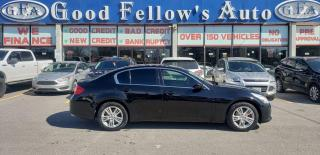 Used 2012 Infiniti G37 LUXURY, 3.7L 6CYL, AWD, REARVIEW CAMERA, SUNROOF for sale in Toronto, ON