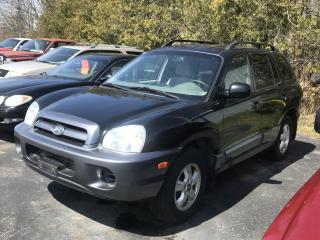 Used 2005 Hyundai Santa Fe GL AS TRADED SPECIAL !! for sale in Welland, ON
