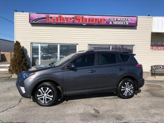 Used 2017 Toyota RAV4 LE BACK UP CAMERA for sale in Tilbury, ON