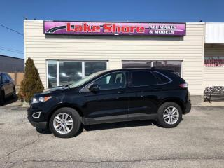 Used 2016 Ford Edge SEL All Wheel Drive for sale in Tilbury, ON