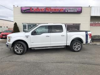 Used 2017 Ford F-150 XLT MAPLE LEAF EDITION for sale in Tilbury, ON