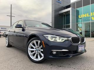 Used 2016 BMW 3 Series xDrive Sedan for sale in Chatham, ON