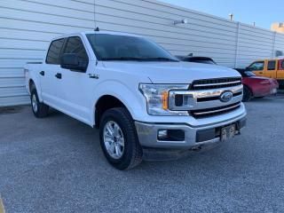 Used 2019 Ford F-150 4x4 - Supercrew XLT - 145 WB for sale in Chatham, ON