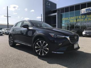 New 2020 Mazda CX-3 GT for sale in Chatham, ON