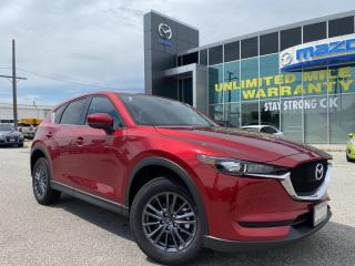 New 2020 Mazda CX-5 GX i-Activ AWD with 2.5L for sale in Chatham, ON