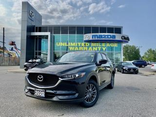 New 2020 Mazda CX-5 GX Sky-Activ AWD with 2.5L for sale in Chatham, ON