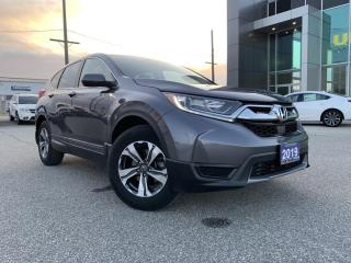 Used 2019 Honda CR-V LX AWD with Apple CarPlay for sale in Chatham, ON