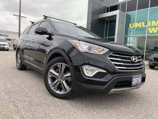Used 2016 Hyundai Santa Fe XL Luxury Limited AWD 6 Passenger for sale in Chatham, ON