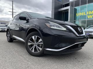 Used 2019 Nissan Murano SV AWD with twin panel moonroof for sale in Chatham, ON