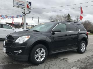 Used 2012 Chevrolet Equinox 1LT for sale in Welland, ON