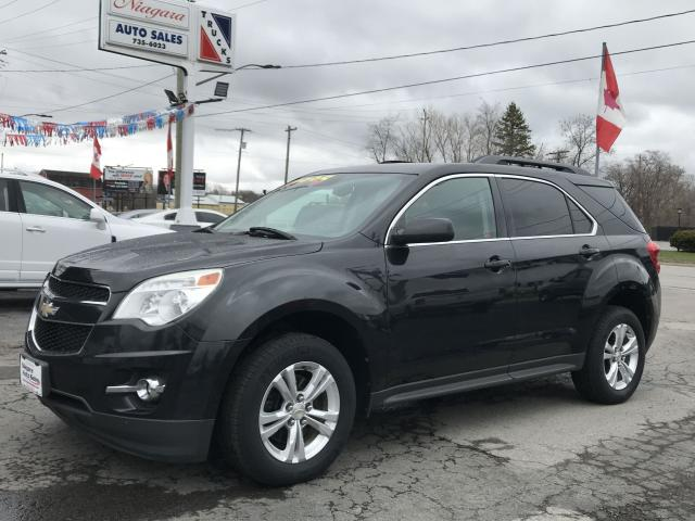 2012 Chevrolet Equinox LT PWR seat,  Rear camera ,Bluetooth