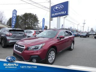 Used 2019 Subaru Outback 2.5i AWD ** TOURING ** EyeSight for sale in Victoriaville, QC