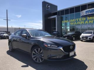 New 2020 Mazda MAZDA6 GS-L for sale in Chatham, ON