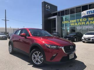 New 2020 Mazda CX-3 GS for sale in Chatham, ON