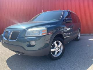 Used 2006 Pontiac Montana SV6 for sale in Guelph, ON