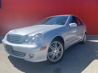 Used 2007 Mercedes-Benz C-Class 4dr Sdn 3.0L 4MATIC AVANTGARDE for sale in Guelph, ON