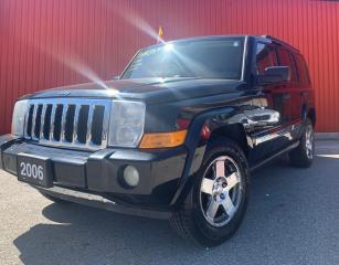 Used 2006 Jeep Commander 4dr for sale in Guelph, ON