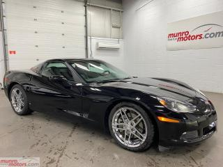 Used 2008 Chevrolet Corvette 2dr Cpe for sale in St. George Brant, ON