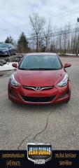 Used 2015 Hyundai Elantra Berline 4 portes, boîte automatique, GL for sale in St-Félicien, QC