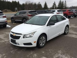 Used 2013 Chevrolet Cruze for sale in Oshawa, ON