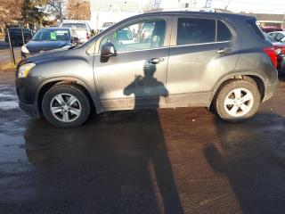Used 2014 Chevrolet Trax FWD 4DR LT W/1LT for sale in Oshawa, ON