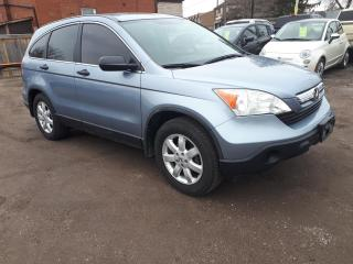 Used 2009 Honda CR-V 4WD 5DR LX for sale in Oshawa, ON