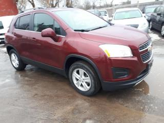 Used 2013 Chevrolet Trax AWD 4DR LT W/2LT for sale in Oshawa, ON