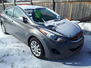 Used 2012 Hyundai Elantra for sale in Oshawa, ON