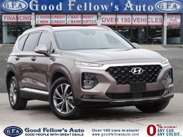 2019 Hyundai Santa Fe ESSENTIAL, 2.4L, AWD, REARVIEW CAMERA, POWER SEATS