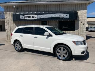 Used 2011 Dodge Journey R/T for sale in Mount Brydges, ON