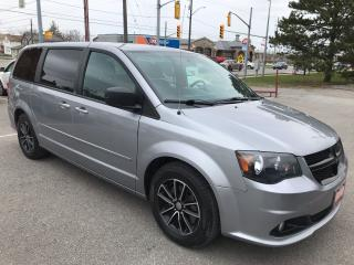 Used 2014 Dodge Grand Caravan SXT BLACKTOP PKG, **BLUTOOTH, REAR CLIMATE** for sale in St Catharines, ON