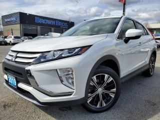 Used 2019 Mitsubishi Eclipse Cross ES for sale in Surrey, BC