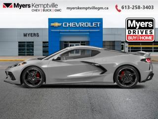 New 2020 Chevrolet Corvette 3LT for sale in Kemptville, ON